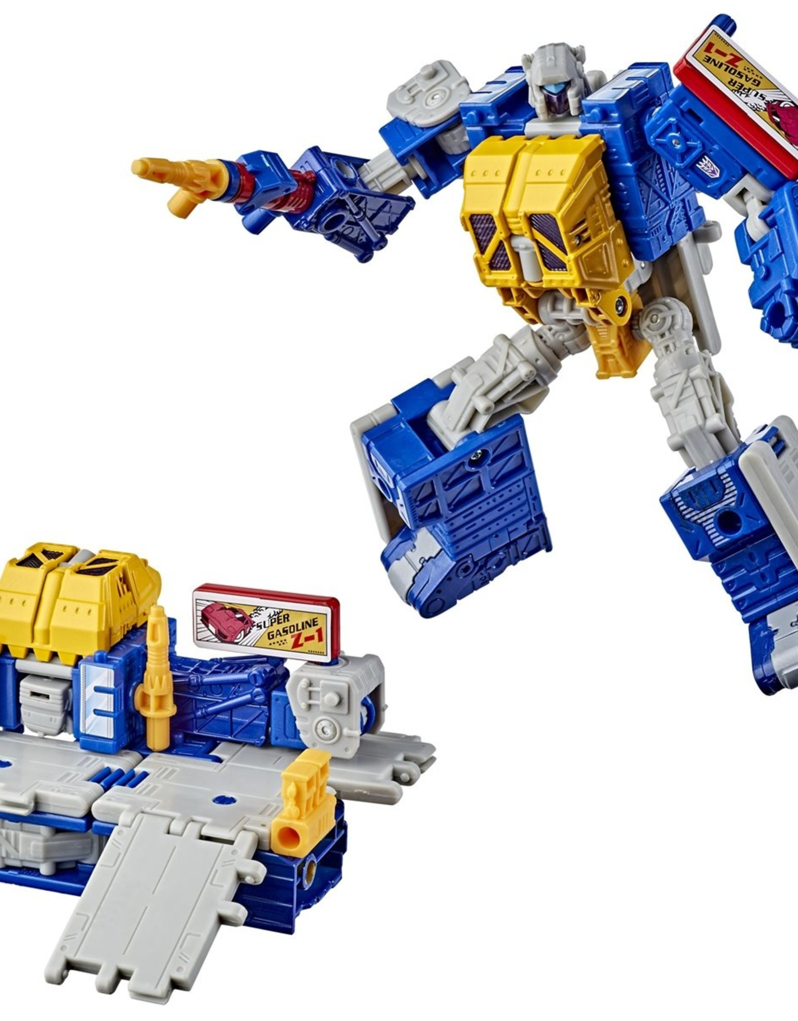 HASBRO Transformers Generations WFC: Greasepit Exclusive (2021)