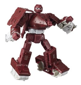HASBRO Kingdom Deluxe WFC-K6: Warpath