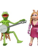 Diamond Select Toys The Muppets Best of Series 1: Kermit and Miss Piggy (2021)