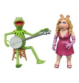 Diamond Select Toys Best of Muppets: Kermit and Miss Piggy (2021)