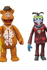 Diamond Select Toys The Muppets Best of Series 1: Gonzo and Fozzie (2021)