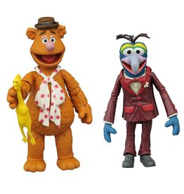 Diamond Select Toys Best of Muppets: Gonzo and Fozzie (2021)