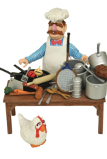 Diamond Select Toys The Muppets Deluxe Swedish Chef (2021)