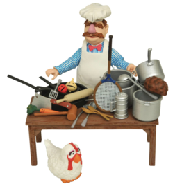Diamond Select Toys Best of Muppets: Swedish Chef (2021)