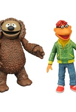 Diamond Select Toys The Muppets Best of Series 1: Scooter and Rowlf (2021)