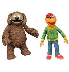 Diamond Select Toys Best of Muppets: Scooter and Rowlf (2021)