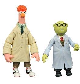 Diamond Select Toys Best of Muppets: Bunsen and Beaker (2021)