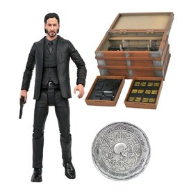 Diamond Select Toys John Wick Deluxe Set (2021)