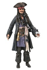 Diamond Select Toys Pirates of the Caribbean: Jack Sparrow (2021)