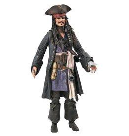 Diamond Select Toys Pirates of the Caribbean: Jack Sparrow (2021)