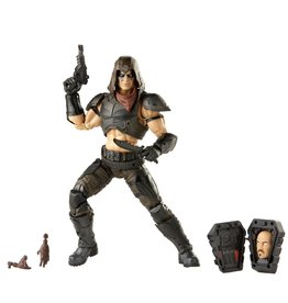 HASBRO G.I. Joe Classified (Wave 3): Zartan