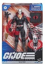 HASBRO G.I. Joe Classified (Wave 1): Destro