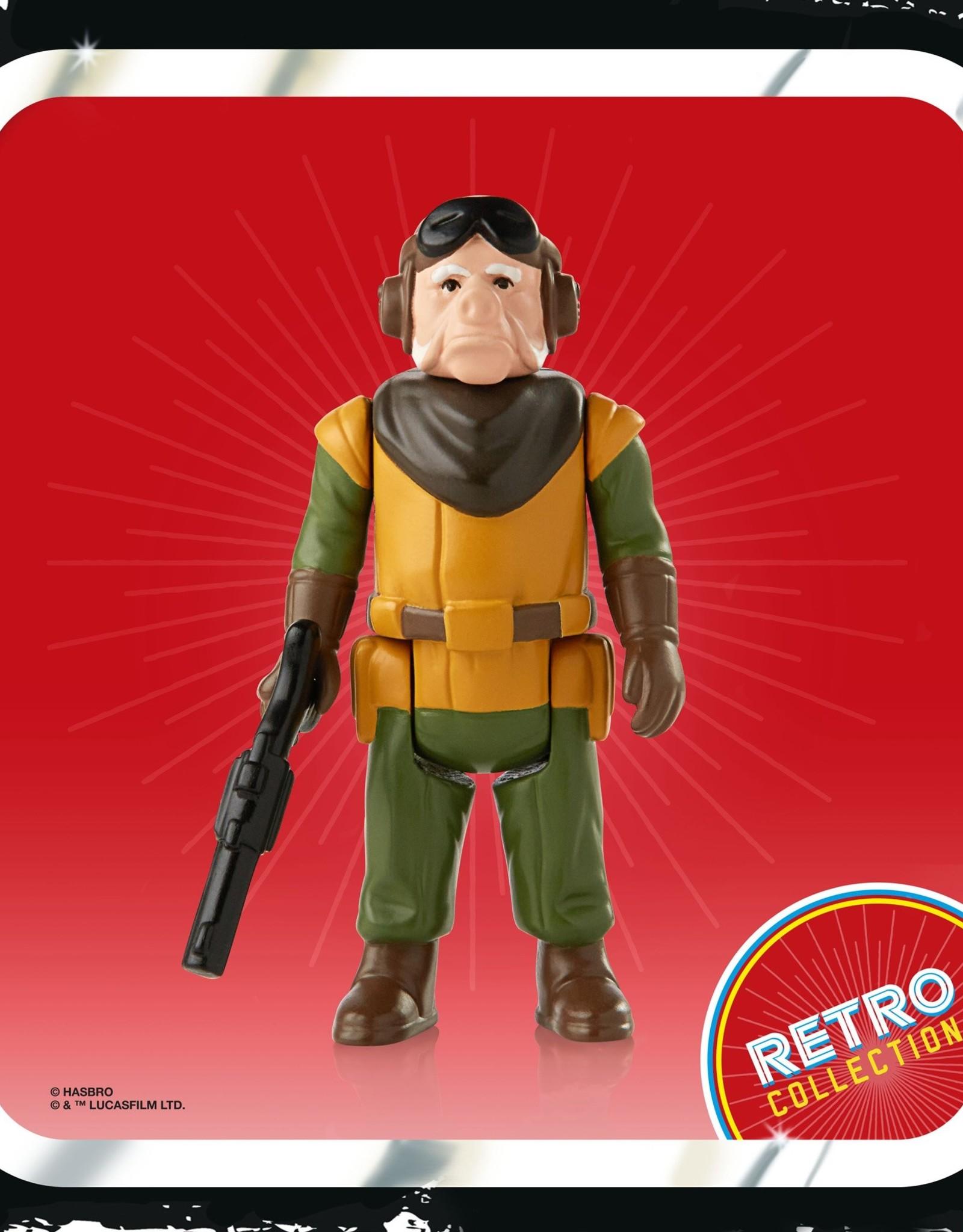 HASBRO Star Wars - The Retro Collection 3 3/4 in scale: Kuiil (The Mandalorian)