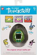Bandai Tamagotchi Classic: Green Glitter