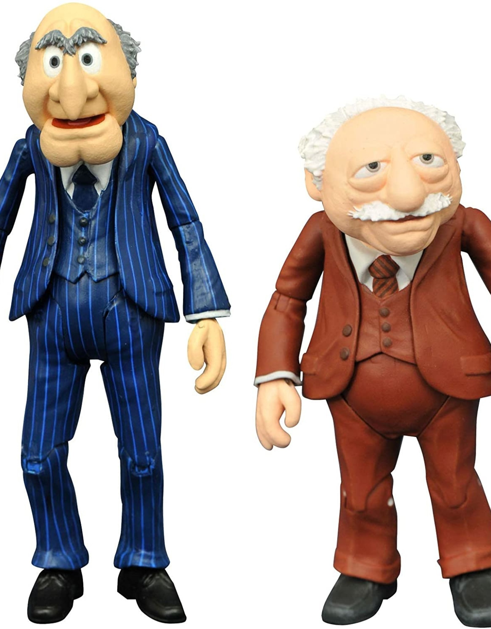 Diamond Select Toys Best of Muppets: Statler and Waldorf (2021)