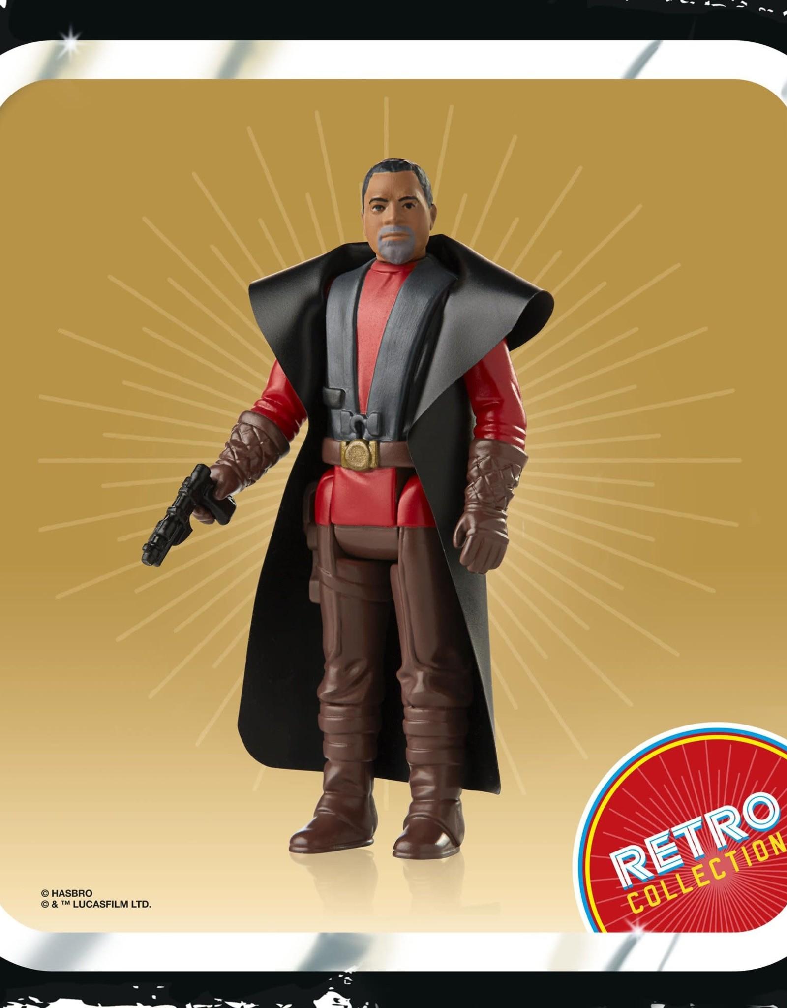 HASBRO The Retro Collection: Greef Karga (2020)