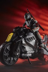 HASBRO G.I. Joe Origins Snake Eyes with Stealth Cycle (2021)