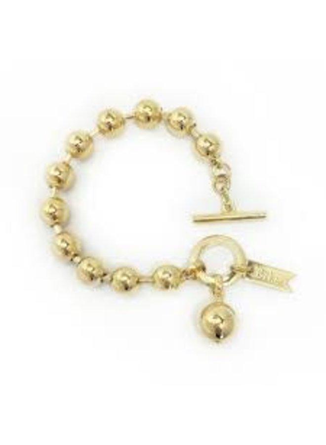Dot Chain Bracelet BI206