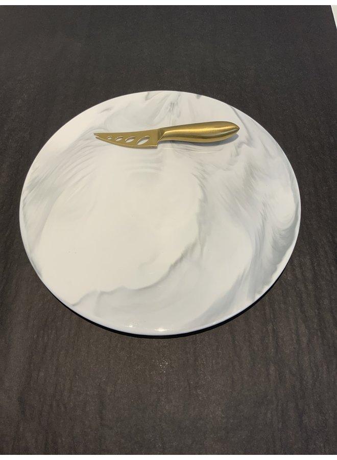 Cheese Plate & Knife TT1076B