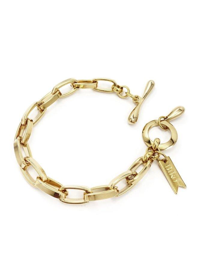 Small Chainlink Bracelet  BR132