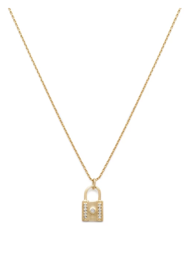 Mini Locket Necklace MA137
