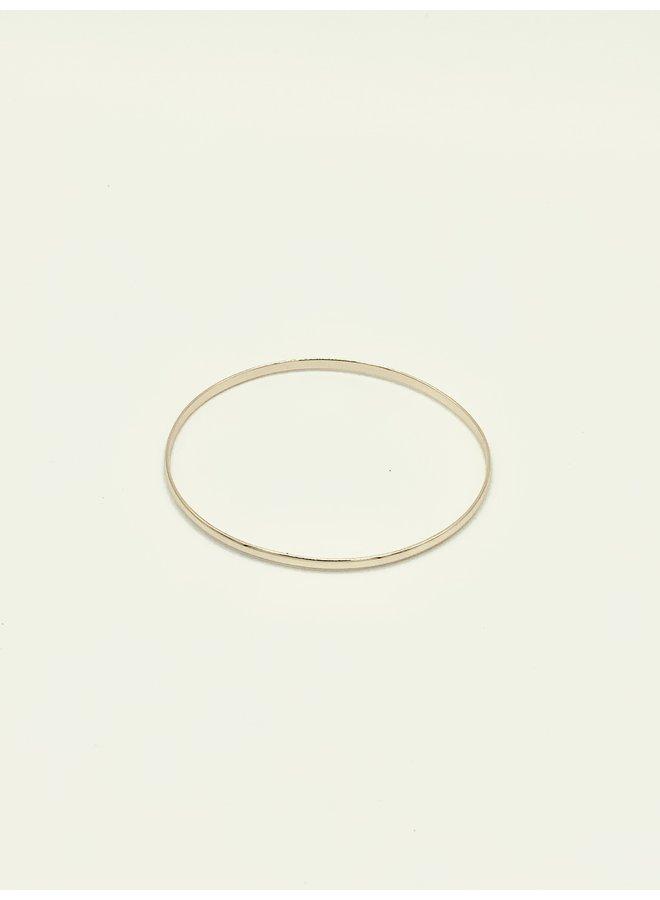 Modern Bangle Thin MA61G/MA61S