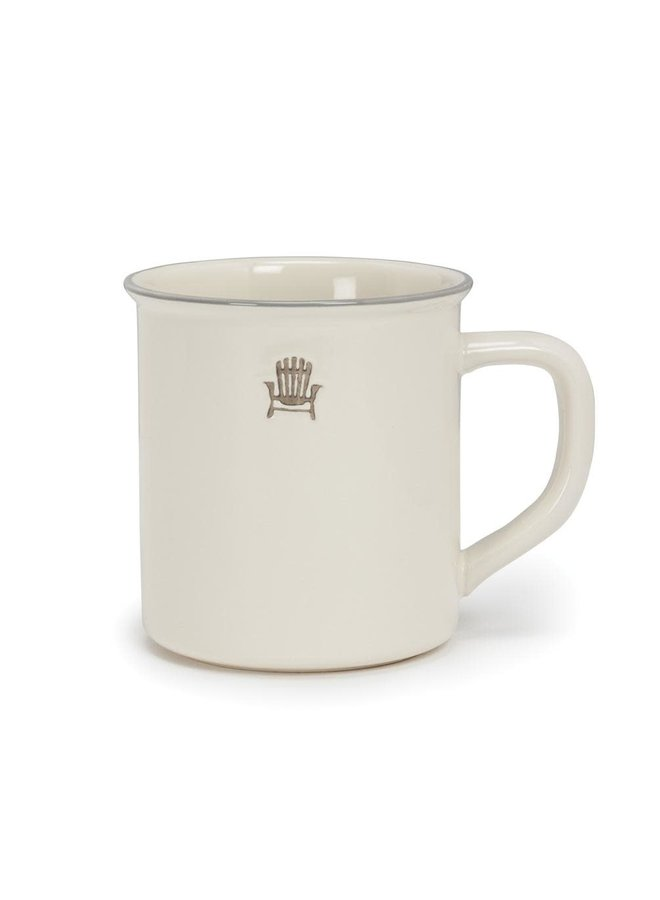 Weekend Mug w Cottage Chair H08