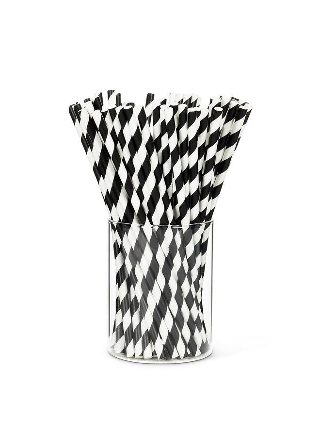 Paper Straws 100 Pk  H32