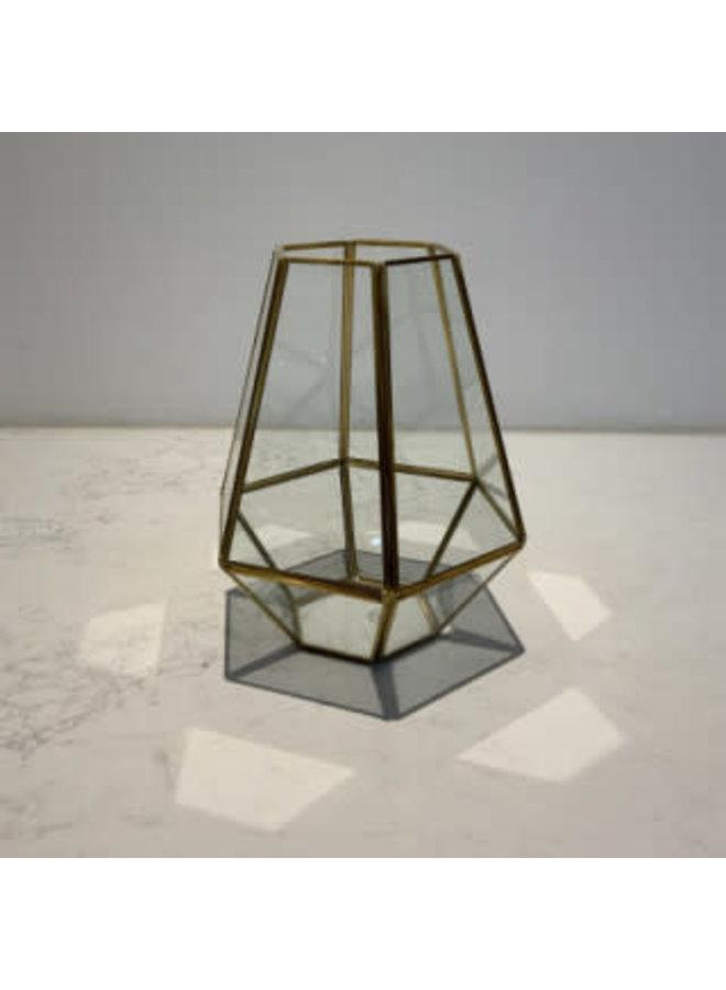 Oro Hex. Glass Hurricane 6.5  TT2409A