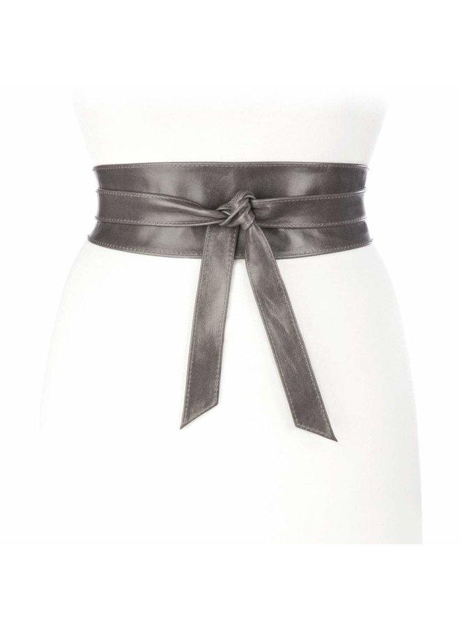 Nida Leather Wrap Belt 2110
