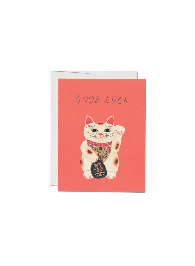 Feel Good Cards Red Cap