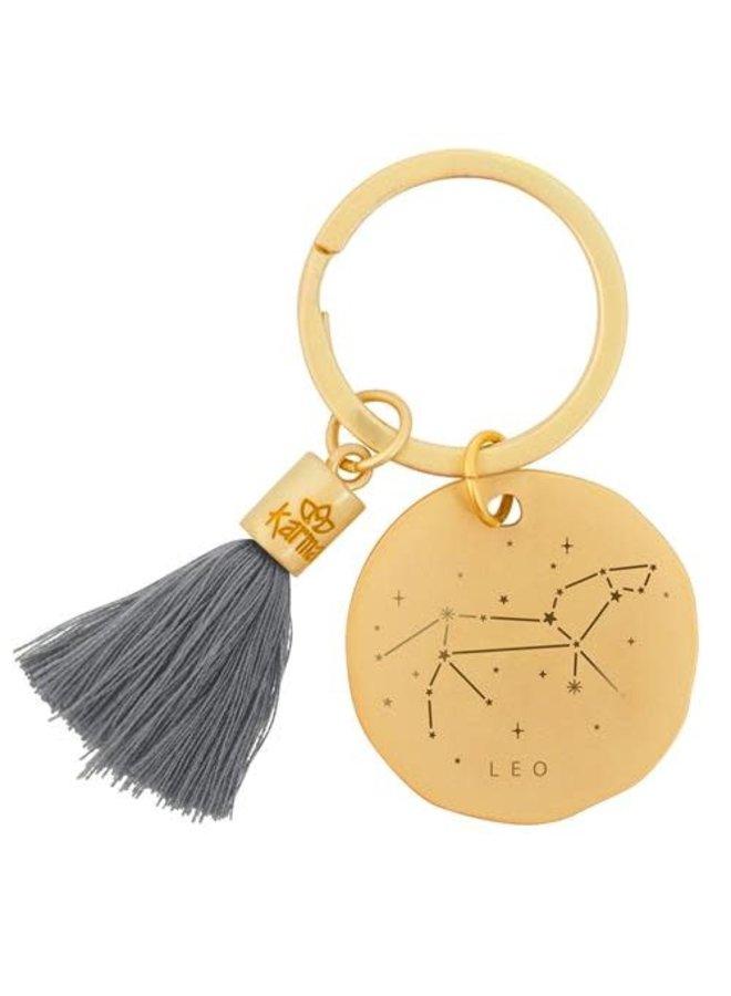 Keychain zodiac