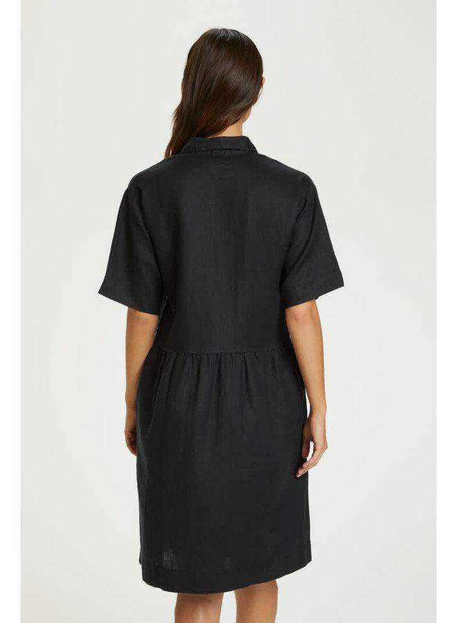 Hatla Linen Dress