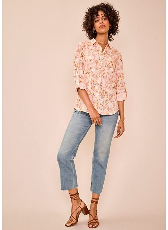 Kaia Chintz Shirt