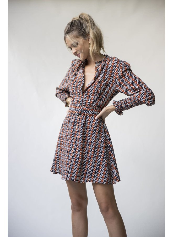 Odessa Dress