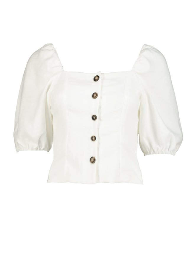 Sojourn Button Front Top