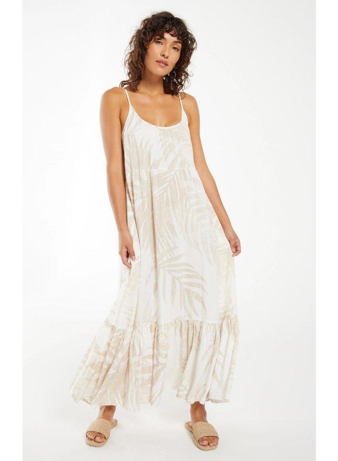 Lido Palm Dress