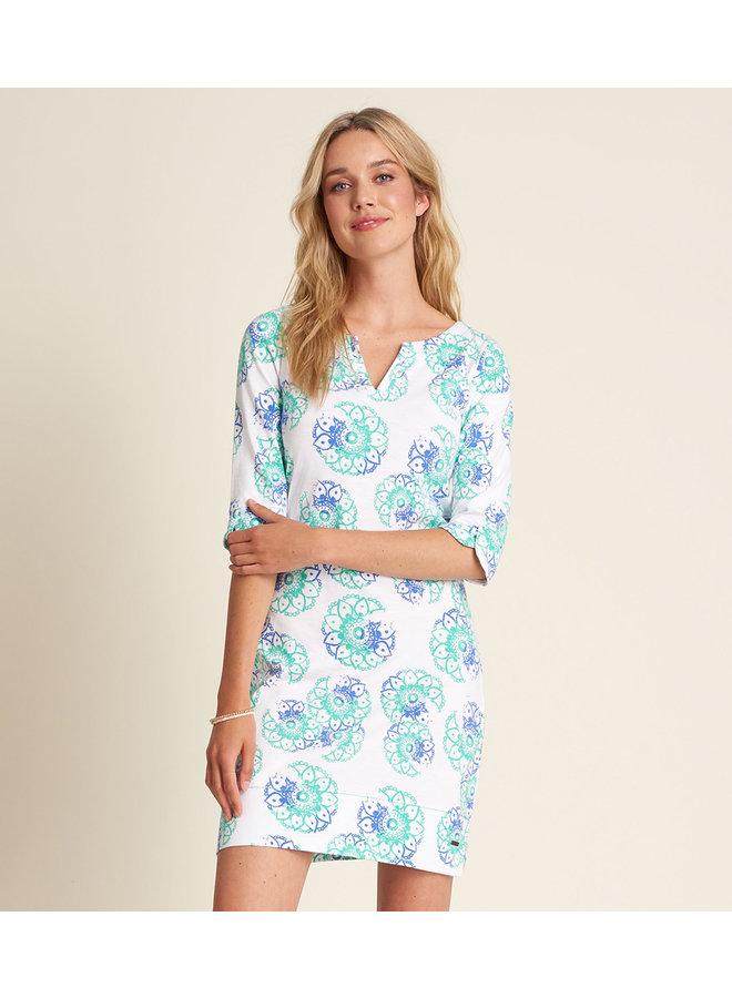 Lucy V Neck Dress