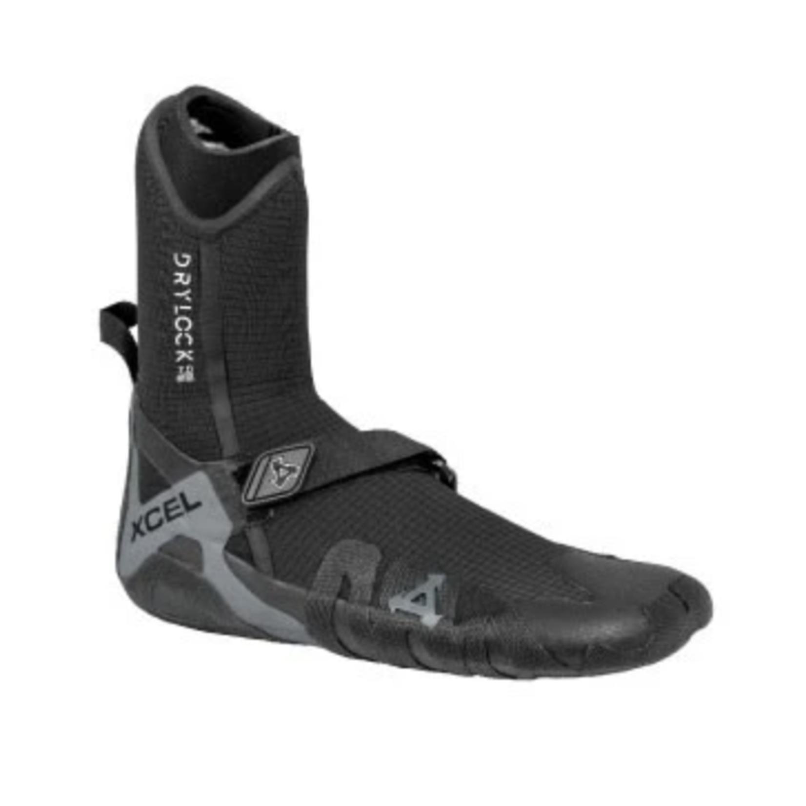 XCEL XCEL Drylock 7mm Round Toe Boot