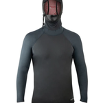 XCEL XCEL Infinity 1mm  LS Wetsuit Top + Hood.