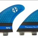 Rainbow Fin Company Rainbow Fin Company Fin Set Quad AK4