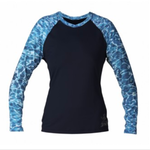 XCEL XCEL Women's Water inspired 6 OZ Long Sleeved.
