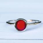 Pura Vida Jewelry Puravida Mood Ring.