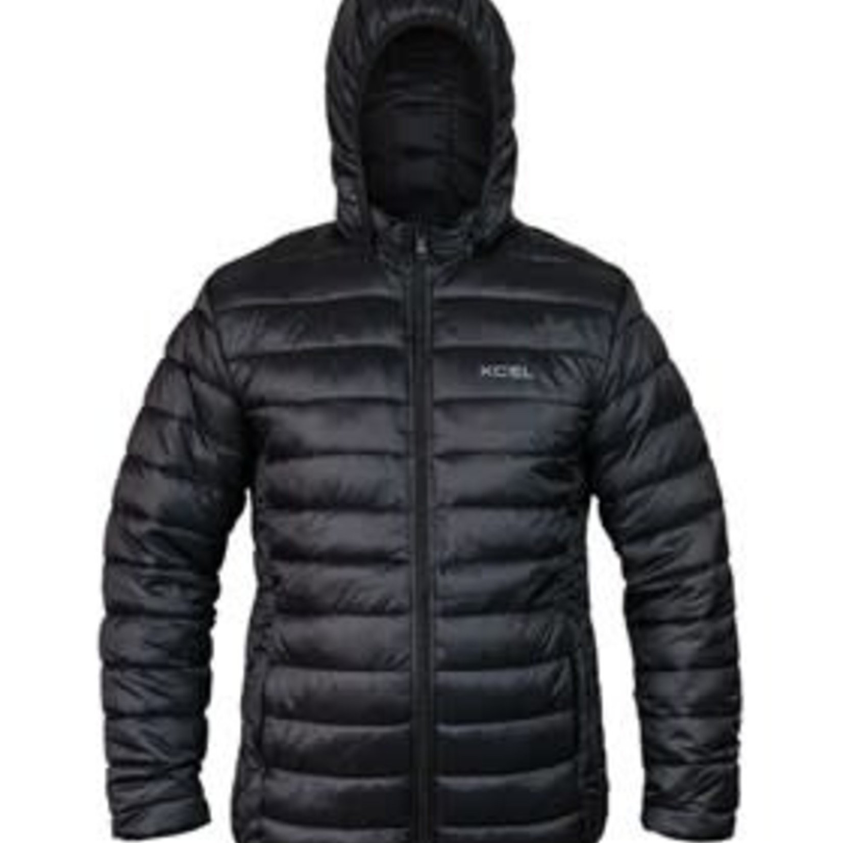 XCEL XCEL Hooded Puffy Jacket.