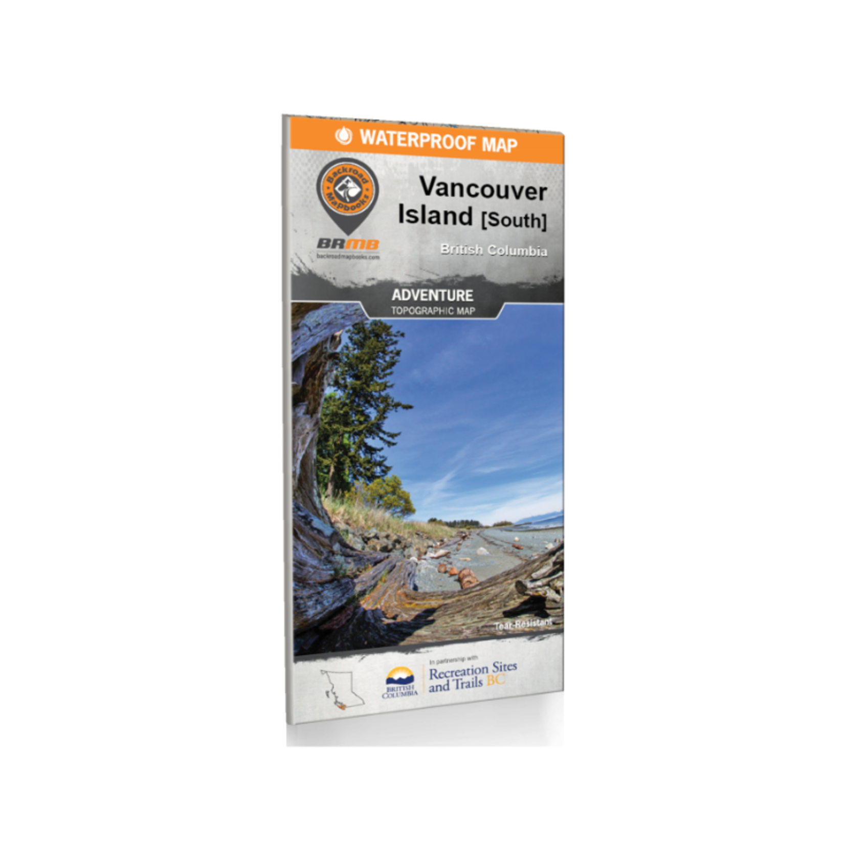 Backroad Mapbooks Back Road Map Books Vancouver Island.