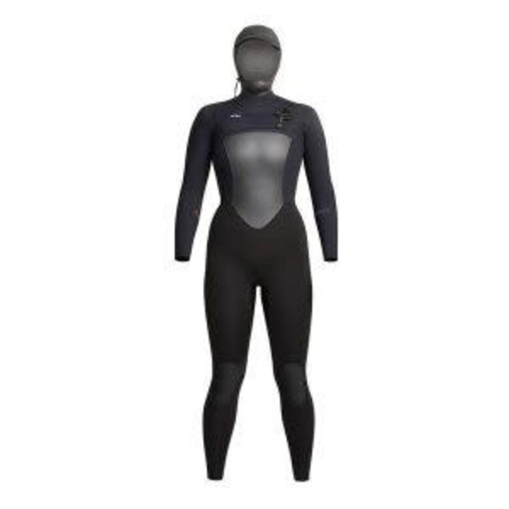 XCEL XCEL Women's Infiniti 5/4mm Hooded Wetsuit .