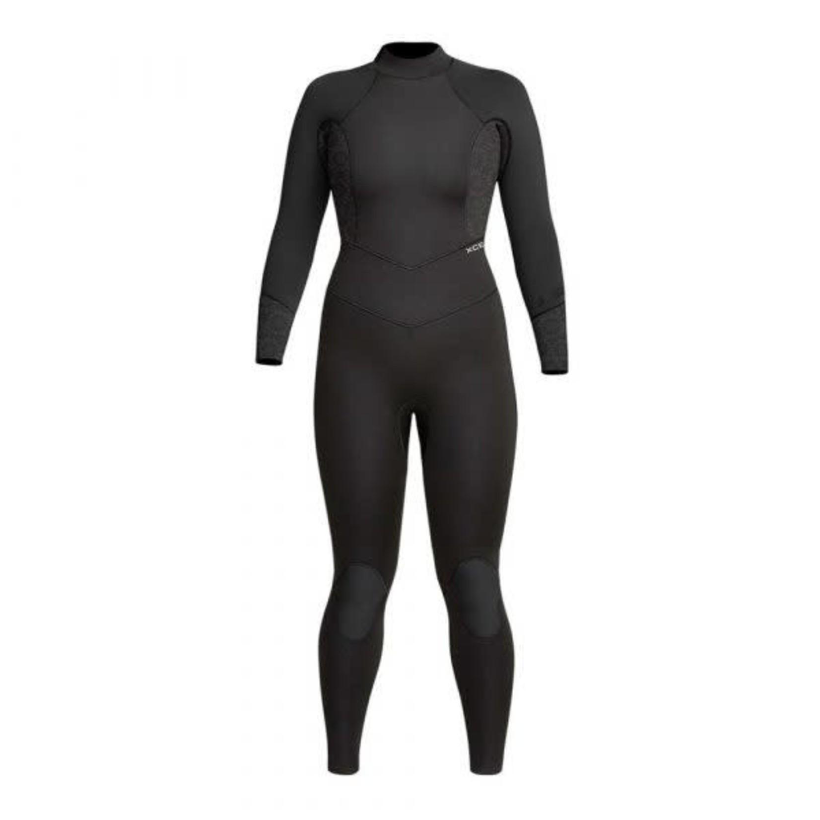 XCEL XCEL Women's Axis 5/4mm Back Zip Wetsuit.