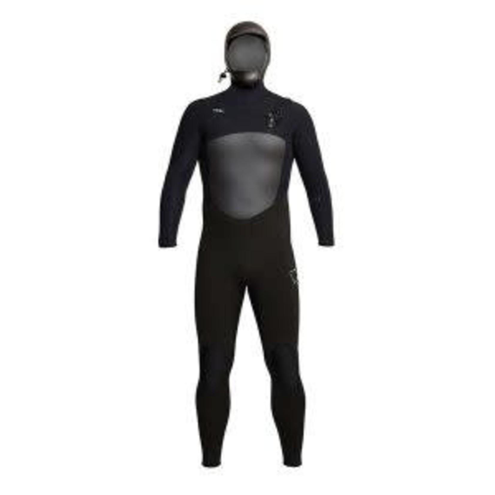 XCEL Men's Infiniti 5/4mm Hooded Wetsuit.