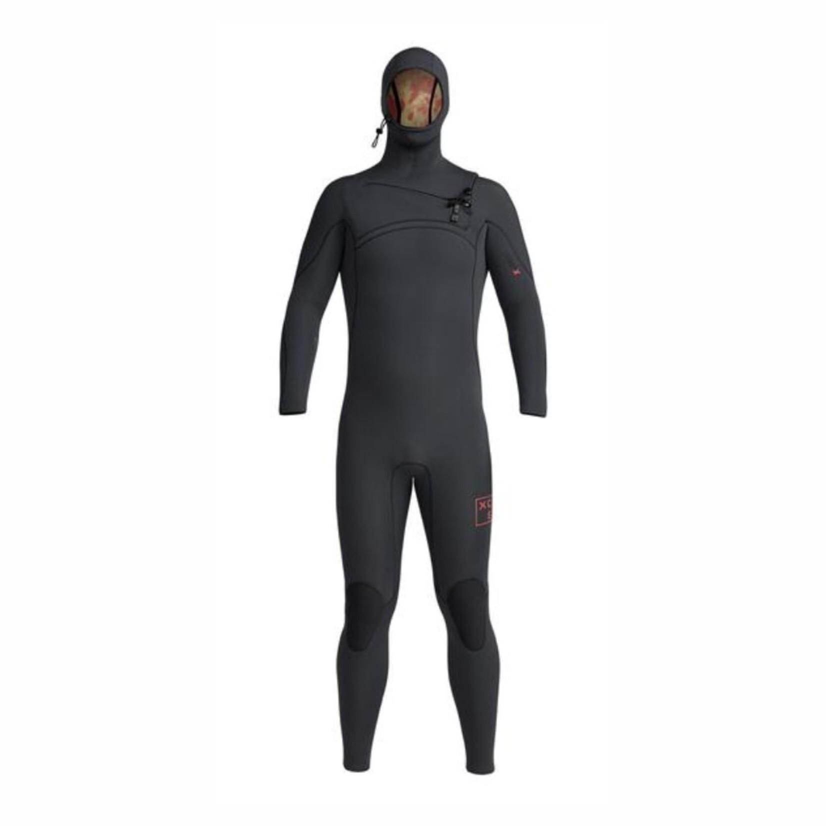 XCEL XCEL Men's Comp X 4.5/3.5mm Hooded Wetsuit.