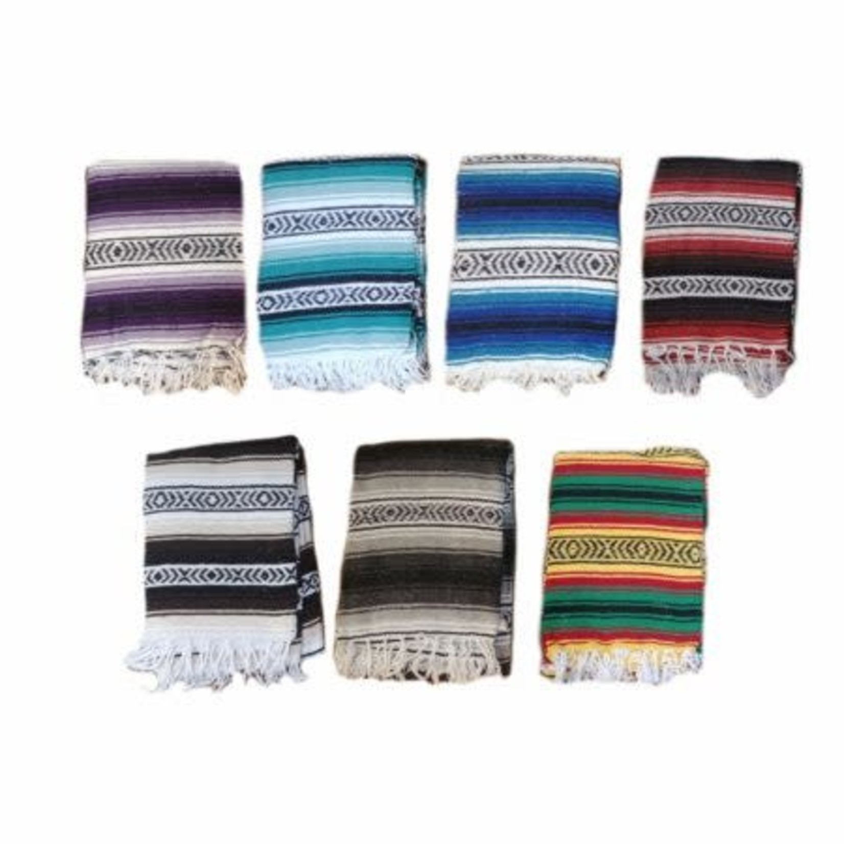 Sercal Mexican Blanket.